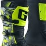 Gaerne Trials Boots - Balance Classic Camo Black Yellow
