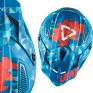 2018 Leatt GPX 4.5 V22 Helmet - Blue Red