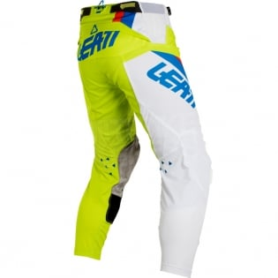 2018 Leatt GPX 5.5 Motocross Kit Combo - Lime White Image 4