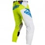 2018 Leatt GPX 5.5 Motocross Kit Combo - Lime White