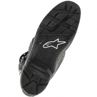 Alpinestars Tech 7 Enduro Boots - Black White Flo Yellow Image 3