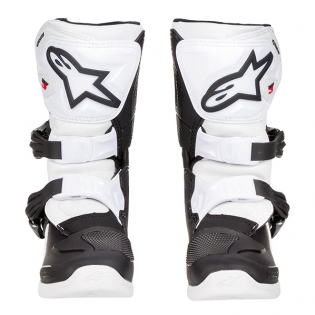 Alpinestars Kids Boots Tech 3S - Black White Image 2