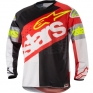 2018 Alpinestars Racer Kit Combo - Flagship Red White Black