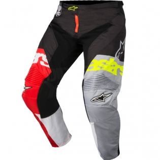 2018 Alpinestars Racer Kit Combo - Flagship Red White Black Image 4