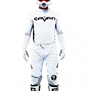 2018.1 Seven MX Zero Kit Combo - Staple Lasercut White White Image 2