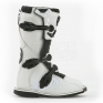 2018 Fly Racing Maverik Kids Boots - White Black