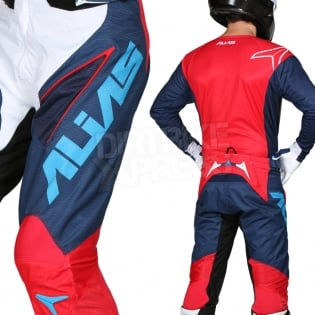2018 Alias A1 Kit Combo - Classic Navy Red Image 4