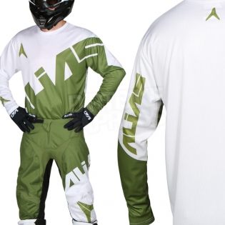 2018 Alias A2 Kit Combo - Trifecta Army White Image 2
