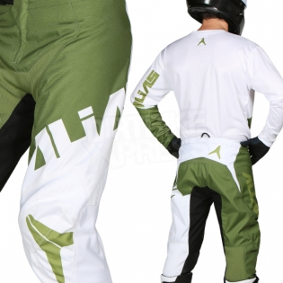 2018 Alias A2 Kit Combo - Trifecta Army White Image 4