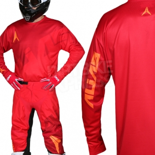 2018 Alias A2 Kit Combo - Trifecta Red Red Image 2