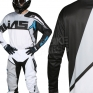 2018 Alias A2 Jersey - Burst Black White