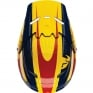 2018 Thor Kids Sector Helmet - Ricochet Navy Yellow