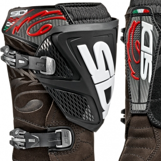 Sidi Zero.1 Trials Boots - Brown Image 2