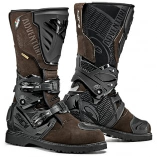 Sidi Adventure 2 Waterproof Gore Tex Boots - Brown Image 3