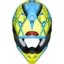 2018 Shoei VFX-WR Helmet - Glaive Yellow TC2
