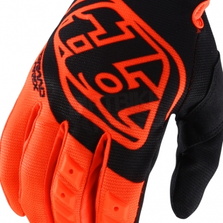 Troy Lee Designs GP Kids Gloves - Orange Image 2