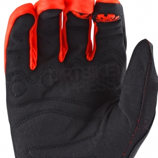 Troy Lee Designs GP Kids Gloves - Orange Image 4