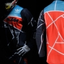 Troy Lee Designs SE Air Kit Combo - Metric Team Navy Orange
