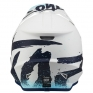 2018 Thor Sector Helmet - Hype White Blue