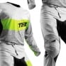 2018 Thor Fuse Jersey - High Tide Grey Lime