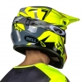 Bell MX9 MIPS Helmet - Seven Ignite Flo Yellow Black