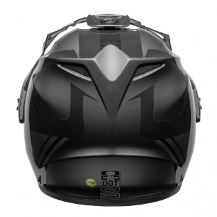 Bell MX9 MIPS Adventure Helmet - Matte Gloss Blackout Image 3
