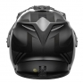 Bell MX9 MIPS Adventure Helmet - Matte Gloss Blackout