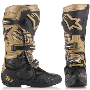 Alpinestars Tech 10 Boots - Limited Edition Aviator Image 2