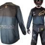 2018 Alpinestars Racer Jersey - Ltd Ed Aviator Navy Black Gold