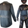 2018 Alpinestars Racer Pants - Ltd Ed Aviator Navy Black Gold