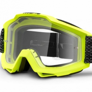 100% Accuri Goggles - Tresse Clear Lens Image 2