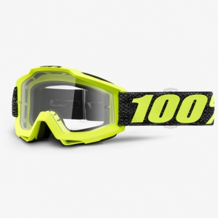 100% Accuri Goggles - Tresse Clear Lens Image 3