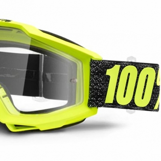 100% Accuri Goggles - Tresse Clear Lens Image 4