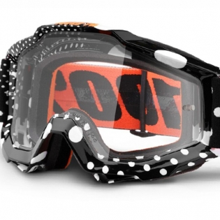 100% Accuri Goggles - Gaspard Clear Lens Image 2