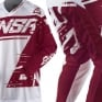 2018 Answer Syncron Air Jersey - White Red