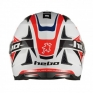 Hebo Zone 4 Extreme 2 Trials Helmet - White