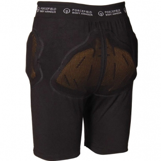 Forcefield X-V 2 Pro Shorts - Black Image 3