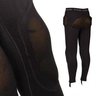 Forcefield X-V 2 Pro Pants - Black Image 3