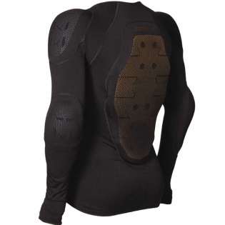 Forcefield Pro Shirt X-V 1 Body Armour - Black Image 3