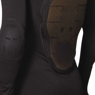 Forcefield Pro Shirt X-V 1 Body Armour - Black Image 4
