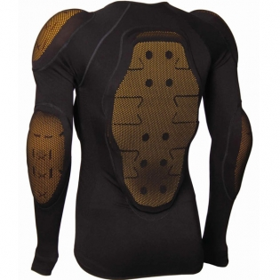 Forcefield Pro Shirt X-V 2 Body Armour - Black Image 3