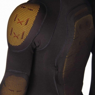 Forcefield Pro Shirt X-V 2 Body Armour - Black Image 4