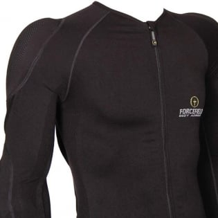 Forcefield Pro Jacket X-V 1 Body Armour - Black Image 2