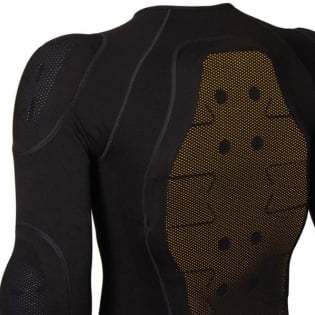 Forcefield Pro Jacket X-V 1 Body Armour - Black Image 4