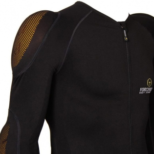 Forcefield Pro Jacket X-V 2 Body Armour - Black Image 2