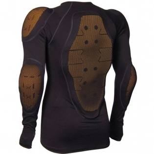 Forcefield Pro Jacket X-V 2 Body Armour - Black Image 3
