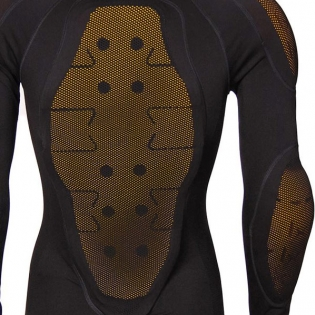 Forcefield Pro Jacket X-V 2 Body Armour - Black Image 4