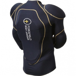 Forcefield Sport Shirt Level 1 Body Armour - Blue Yellow Image 3