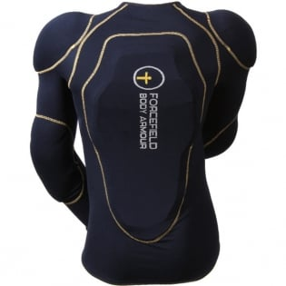 Forcefield Sport Jacket Level 2 Body Armour - Blue Yellow Image 3