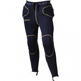 Forcefield Sport Level 1 Pants - Blue Yellow Image 3